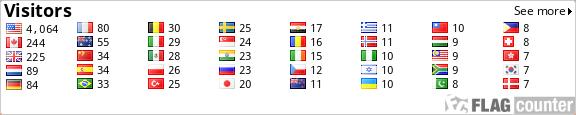 http://s05.flagcounter.com/count/BiY/bg=FFFFFF/txt=000000/border=CCCCCC/columns=8/maxflags=40/viewers=0/labels=0/