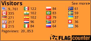 http://s05.flagcounter.com/count/fsx/bg=FF9A36/txt=000000/border=0A0A0A/columns=4/maxflags=20/viewers=0/labels=0/pageviews=1/