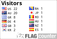 http://s05.flagcounter.com/count/hKJ/bg=FFFFFF/txt=000000/border=CCCCCC/columns=2/maxflags=12/viewers=0/labels=1/