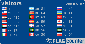 flag counters