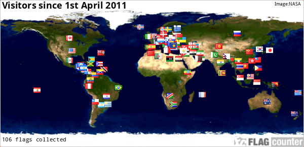 http://s05.flagcounter.com/map/bw5r/size=m/txt=000000/border=CCCCCC/pageviews=0/viewers=Visitors+since+1st+April+2011/