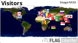 T1DM.org Vistor Countries